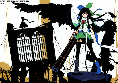 Ideolo, Black Album 1, Touhou, Utsuho Reiuji, Rin Kaenbyou