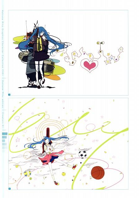 Chiho, CV01 Hatsune Miku, Vocaloid, Miku Hatsune