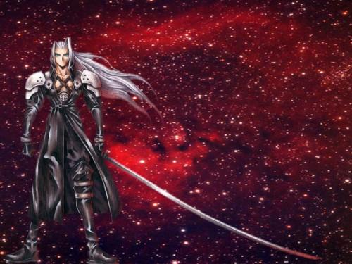 Square Enix, Final Fantasy VII, Sephiroth Wallpaper