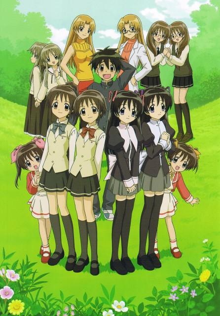 Mutsumi Sasaki, Telecom Animation Film, ASCII Media Works, Futakoi, Ai Momoi