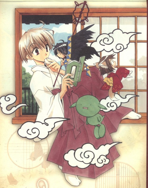 Sakura Kinoshita, Tactics, Youko (Tactics), Muu-chan, Haruka (Tactics)
