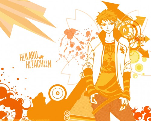 Hatori Bisco, BONES, Ouran High School Host Club, Hikaru Hitachiin Wallpaper