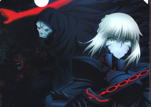 Ufotable, TYPE-MOON, Fate/stay night, Berserker (Fate/stay night), True Assassin