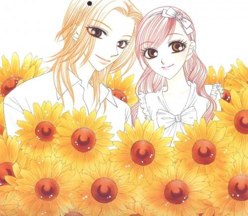 Banri Hidaka, Velvet Blue Rose, Ageha Shiroi, Yukari Arisaka, Hana to Yume