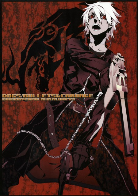 Miwa Shirow, Dogs: Bullets and Carnage, Crazy D.O.G Show!, Haine Rammsteiner