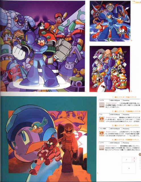 Capcom, MegaMan, Protoman, MegaMan (Character), Dr. Light