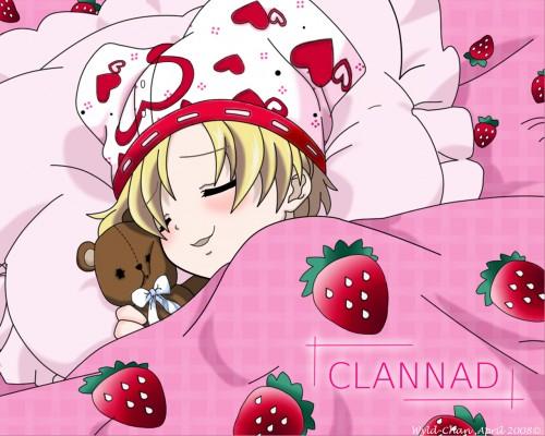 Kyoto Animation, Clannad, Youhei Sunohara Wallpaper