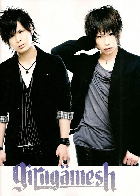 Ryo (J-Pop Idol), Satoshi (J-Pop Idol), Girugamesh