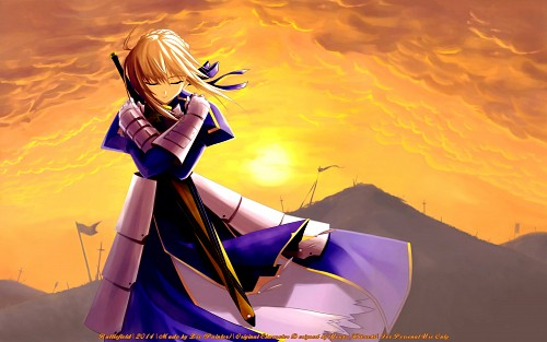 Shingo, Missing Link, Dune (Artbook), Fate/stay night, Saber Wallpaper