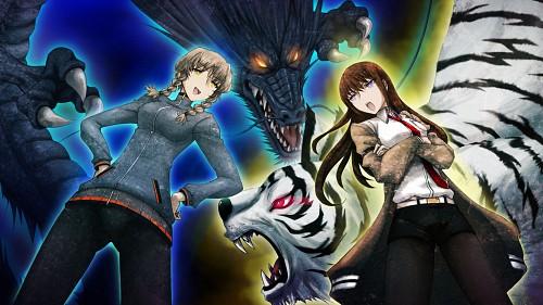 Nitro+, White Fox, Steins Gate, Kurisu Makise, Suzuha Amane