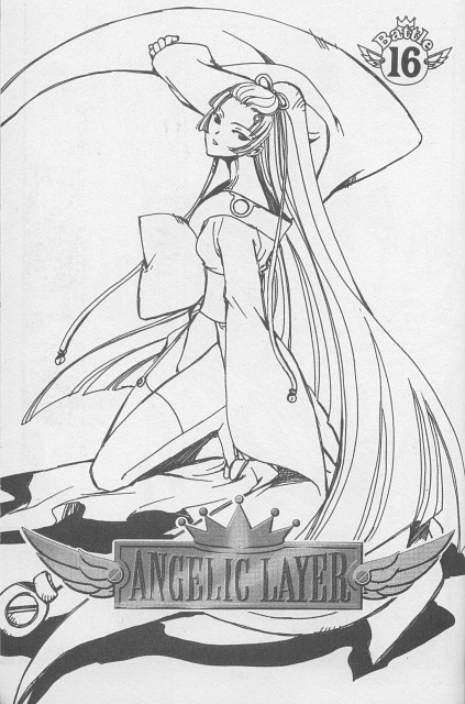 CLAMP, BONES, Angelic Layer, Shirahime (Angelic Layer)