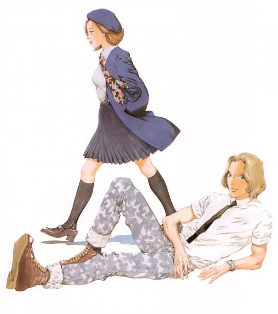 Akihiro Yamada, BONES, RahXephon, RahXephon Illustrations Collection