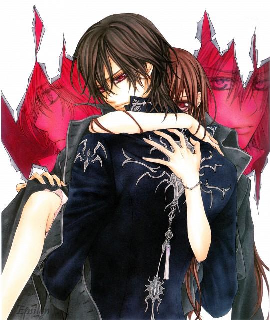 Matsuri Hino, Vampire Knight, Hino Matsuri Illustrations: Vampire Knight, Takuma Ichijou, Kaname Kuran
