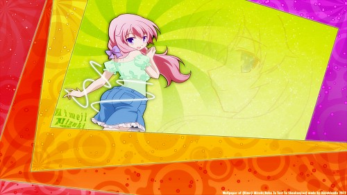 Yui Haga, Silver Link, Baka to Test to Shoukanjuu, Mizuki Himeji Wallpaper