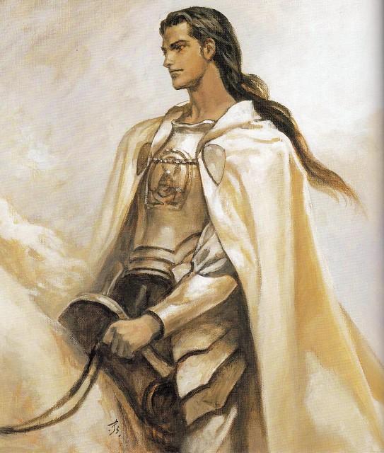 Jun Suemi, Guin Saga