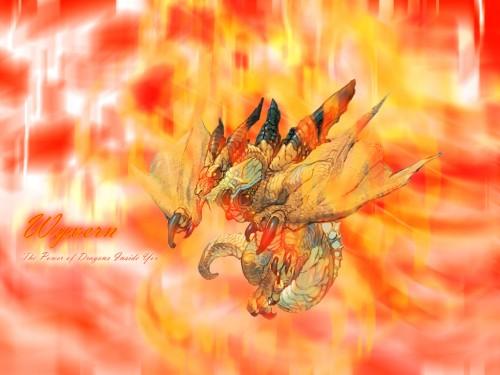 Capcom, Breath of Fire Wallpaper