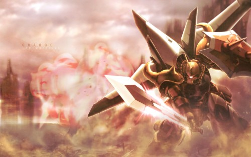 RGB, Mobile Suit Gundam SEED Destiny Wallpaper