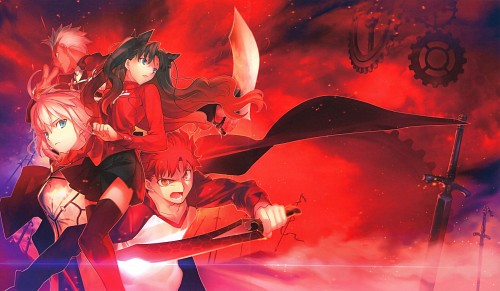 Takashi Takeuchi, TYPE-MOON, TYPE-MOON 10th Anniversary Phantasm, Fate/stay night, Archer (Fate/stay night)