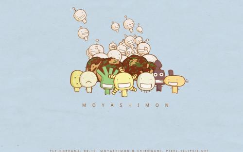 Masayuki Ishikawa, Telecom Animation Film, Moyashimon Wallpaper