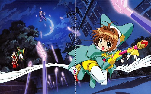 CLAMP, Madhouse, Cardcaptor Sakura, Cheerio! 2, Meiling Li