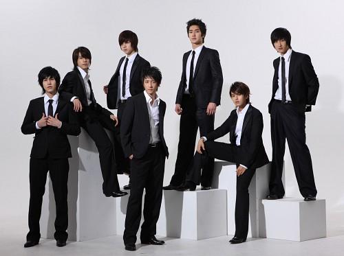 Zhou Mi, Donghae, Ryeowook, Kyuhyun, Siwon