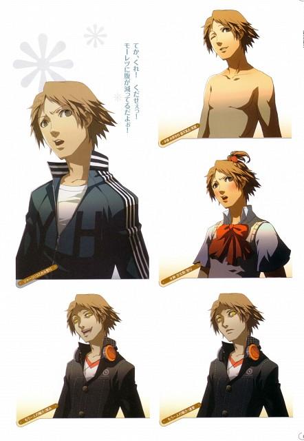 Anime International Company, Atlus, Shin Megami Tensei: Persona 4, Yosuke Hanamura