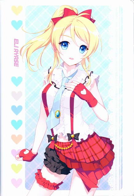 Dmyo, Mermaid Festa, Love Live! School Idol Project, Eri Ayase, Doujinshi