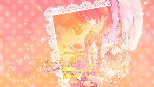 Robico, Brains Base, Tonari no Kaibutsu-kun, Shizuku Mizutani, Haru Yoshida Wallpaper