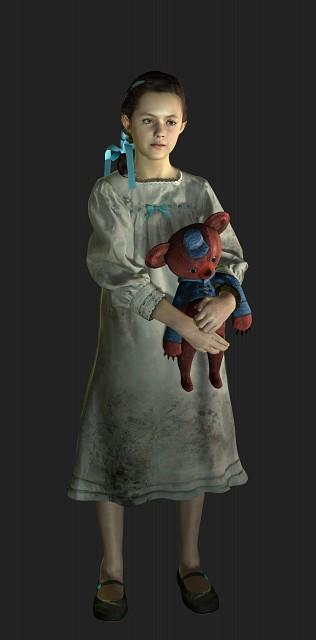 Capcom, Resident Evil: Revelations 2, Natalia Korda, Official Digital Art