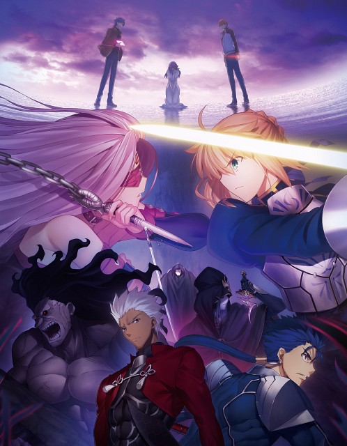 Tomonori Sudou, Ufotable, TYPE-MOON, Fate/stay night, Lancer (Fate/stay night)