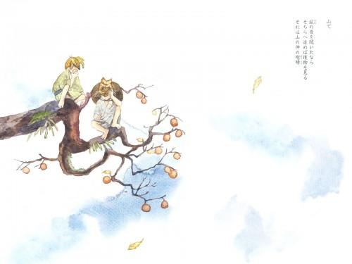 Yuki Urushibara, Artland, Mushishi Wallpaper