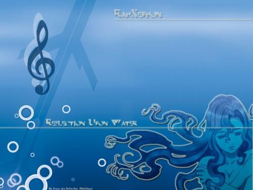 BONES, RahXephon, Quon Kisaragi Wallpaper