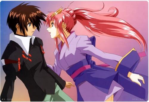 Sunrise (Studio), Mobile Suit Gundam SEED, Lacus Clyne, Kira Yamato