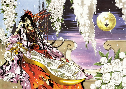 CLAMP, Bee Train, Tsubasa Reservoir Chronicle, Album de Reproductions, Ashura