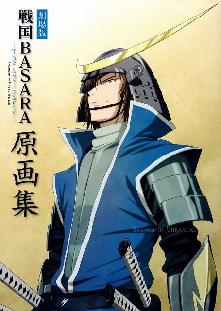 Makoto Tsuchibayashi, Capcom, Production I.G, Sengoku Basara, Masamune Date