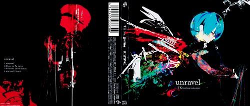 Sui Ishida, Tokyo Ghoul, Ken Kaneki, Touka Kirishima, Album Cover