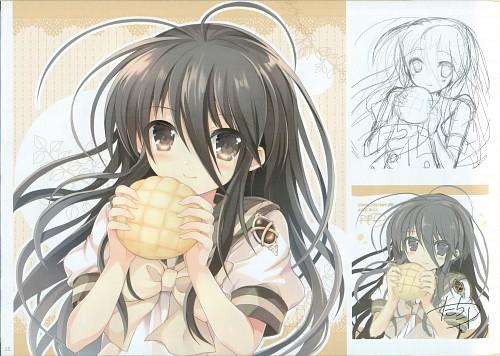 Teto Tachitsu, Shakugan no Shana, Sparkle (Artbook), Shana, Comic Market