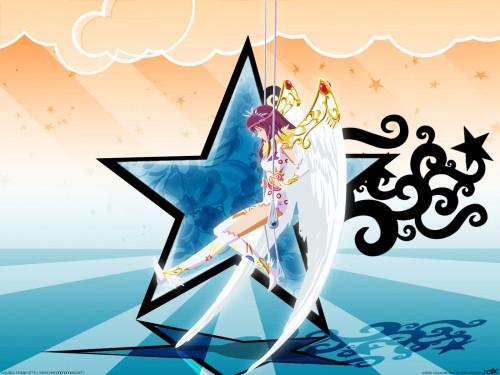 Gonzo, Kaleido Star, Matteita Sugoi Anthology, Sora Naegino, Vector Art Wallpaper