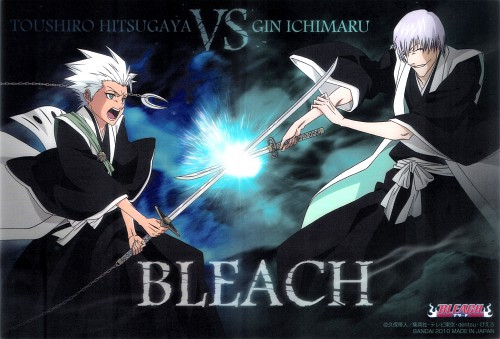 Studio Pierrot, Bleach, Gin Ichimaru, Toshiro Hitsugaya