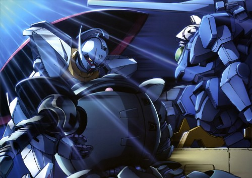 Sunrise (Studio), Turn A Gundam, Gundam Perfect Files