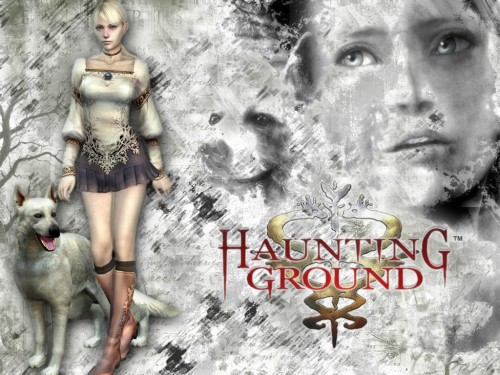 Capcom, Haunting Ground Wallpaper