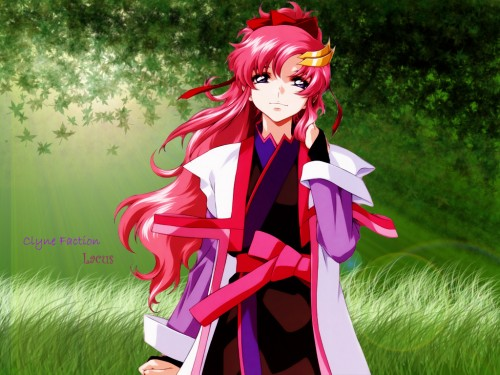 Sunrise (Studio), Mobile Suit Gundam SEED Destiny, Lacus Clyne Wallpaper