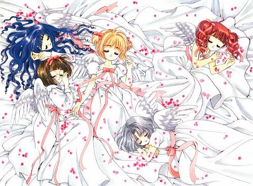 CLAMP, Cardcaptor Sakura, Cardcaptor Sakura Illustrations Collection 1, Naoko Yanagisawa, Chiharu Mihara