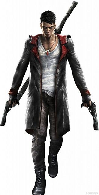 Madhouse, Capcom, Ninja Theory, Devil May Cry, New Dante