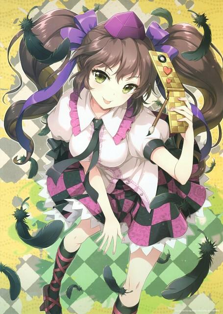An2a, Petite Fatal 6th, Touhou, Hatate Himekaidou