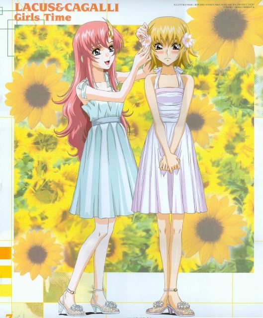 Kouhei Yoneyama, Hisashi Hirai, Sunrise (Studio), Mobile Suit Gundam SEED, Cagalli Yula Athha
