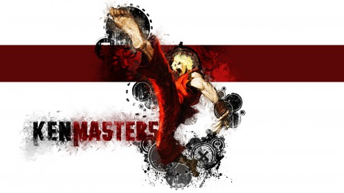 Capcom, Street Fighter, Ken Masters Wallpaper
