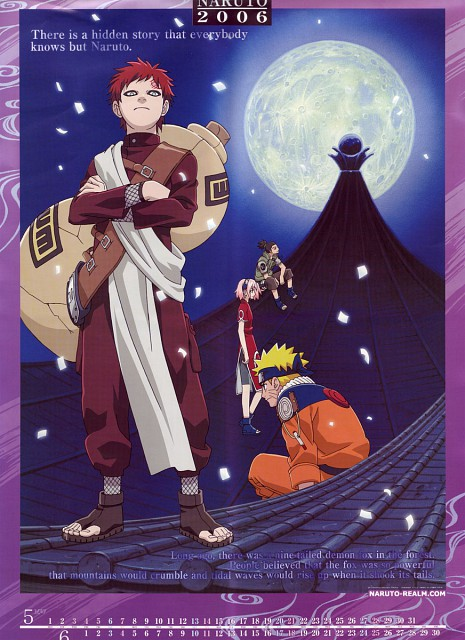 Studio Pierrot, Naruto, Gaara, Shikamaru Nara, Sakura Haruno