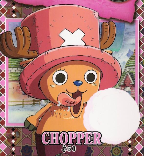 Eiichiro Oda, One Piece, Tony Tony Chopper