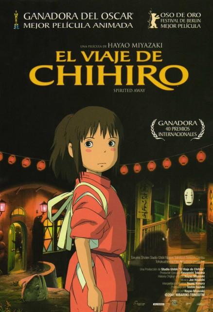 Studio Hibari, Studio Ghibli, Spirited Away, Kaonashi, Chihiro Ogino